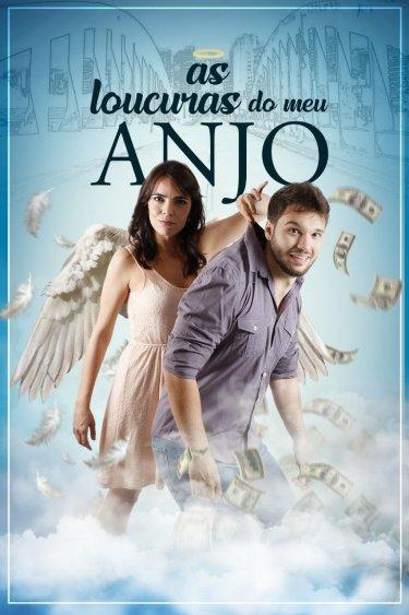 Cartaz da Peça - As loucuras do meu anjo