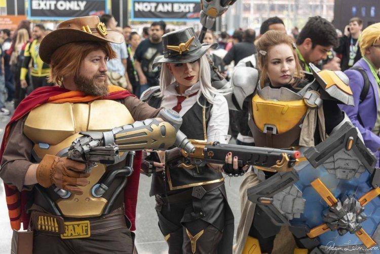 Comic Con de Nova York 2019