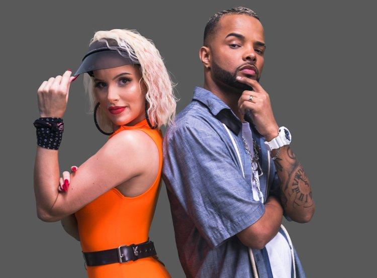 Cantora aposta na mistura de ritmos em novo single com Zaac