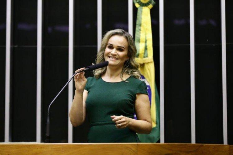 Deputada Federal Daniela do Waguinho
