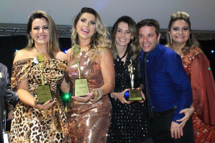 Premiação Projeção Internacional & Êxito Profissional 2019